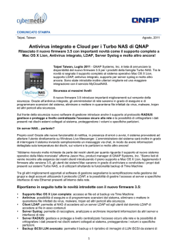 09.08.2011 QNAP Turbo NAS Firmware 3.5
