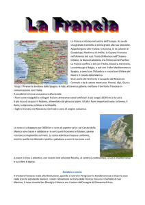 La Francia - profgraziano.it