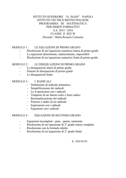 seconda-w-matematica