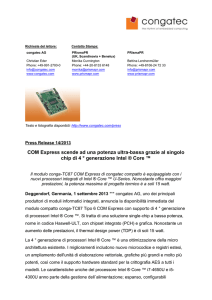 COM Express goes ultra low-power thanks to 4th