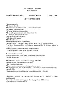 Liceo Scientifico Caccioppoli A.Sc. 2013