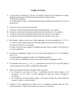 Verifica di Matematica Classe 1a Scientifico D