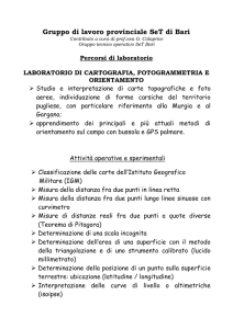 Percorsi di laboratori