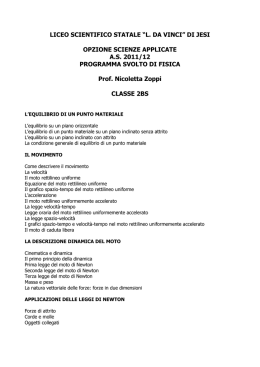 "LICEO SCIENTIFICO "" L"