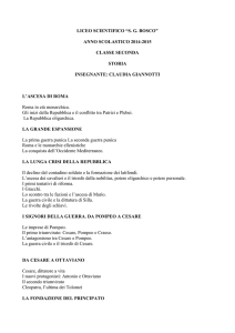 "liceo scientifico ""s - Istituto Salesiano Don Bosco"