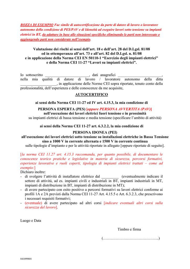 Norme Cei Impianti Elettrici Civili Finest Excellent
