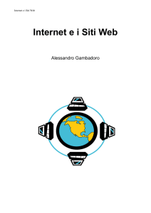 Internet in pillole - Portale di Piero Lucarelli