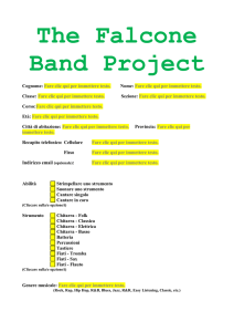 The Falcone Band Project -