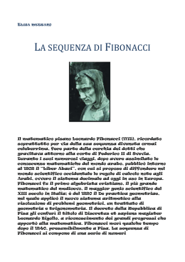 elisa metrano - Liceo Scientifico Grassi