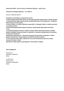 PROG BIOLOGIA APPLICATA_mgreco 2014-15