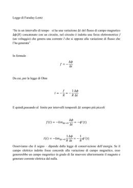 3b328326448 parte matematica della tesina sull`elettromagnetismo di Federico