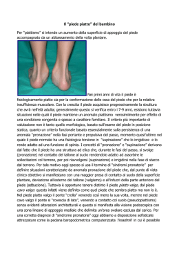 Catalogo Pdf - Plantare sensomotorio 3119fb7a521