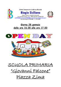 OPEN DAY - icbiagiosiciliano.gov.it