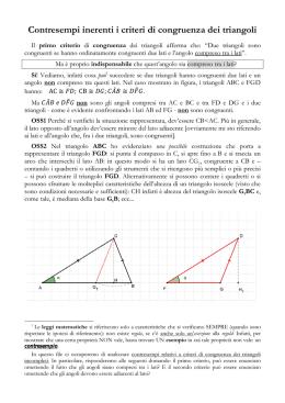 CONTRES criteri congruenza triangoli 18fbbe99bedf