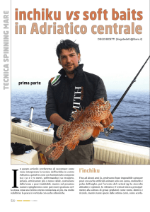La pesca mosca e spinning – Apr.Mag. 2016