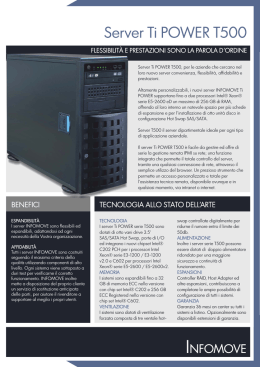Server Ti POWER T500