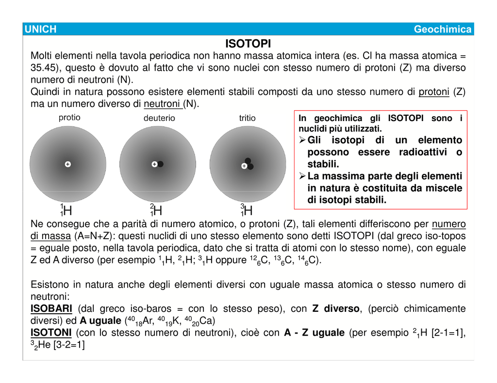 Potassio 40 datazione radiometrica