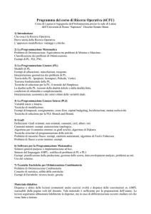 Università degli Studi di Salerno