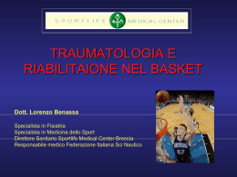 Scarica il pdf - Sportlife Medical Center