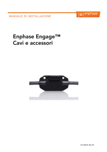 Engage Cable and Accessories Installation (EU)