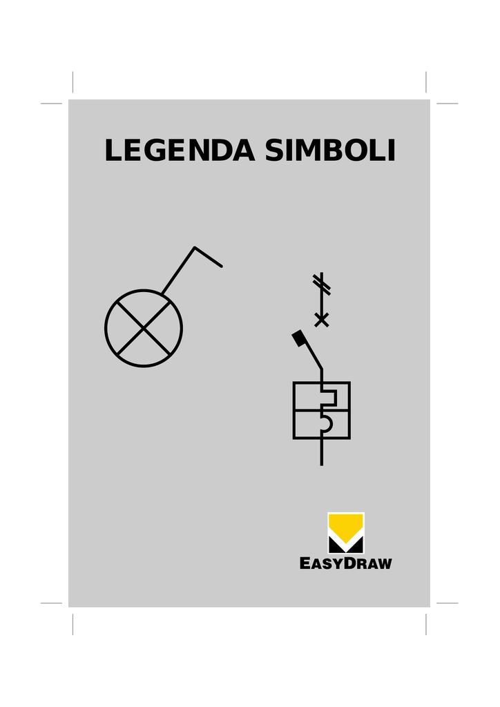 Legenda Simboli Cei