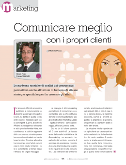 Comunicare meglio: marketing per istituti di bellezza