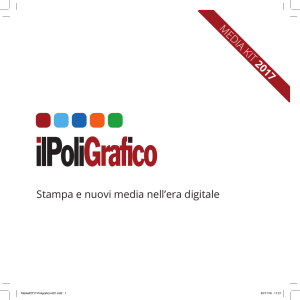 Stampa e nuovi media nell`era digitale