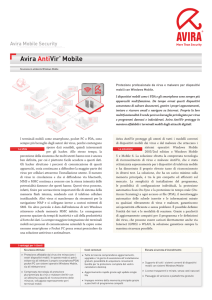 Avira AntiVir® Mobile