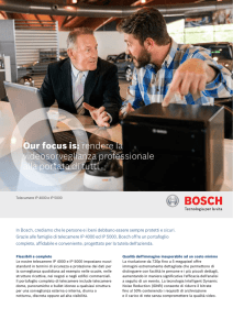 IP 4000-5000 leaflet - Bosch Security Systems