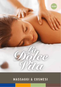 Brochure Dolce Vita - Allegria Resort Stegersbach by