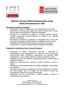 Web Media Communication using Adobe Dreamweaver CS5