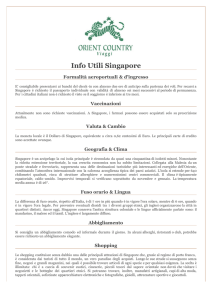 Infoutili - Orient Country Agency Italia