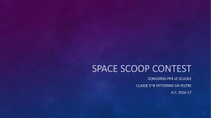 SPACE SCOOP CONTEST
