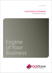 Engine of Your Business