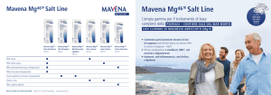 Mavena Mg46® Salt Line