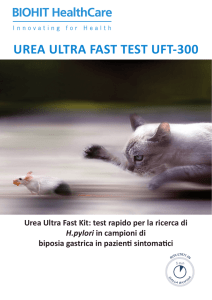 urea ultra fast test uft-300