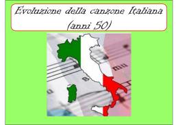 La Canzone Siciliana A Palermo Unidentità Perduta