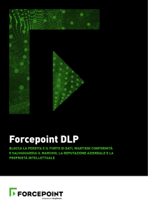 Forcepoint DLP