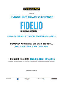 cs fidelio - Cinema Bellarmino