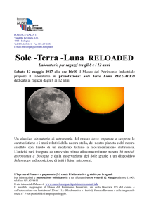 Sole -Terra -Luna RELOADED