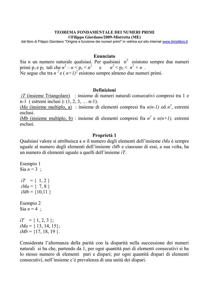 best service 8700f c041c Enunciato Sia n un numero naturale qualsiasi. Per qualsiasi n