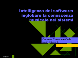 Intelligenza del software