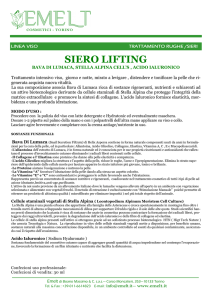 siero lifting