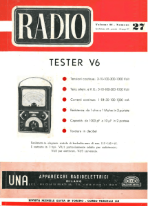 Radio - Introni