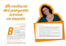 marketing - Ilaria Legato