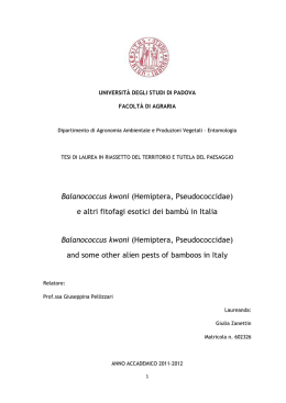 Documento PDF - Università di Padova