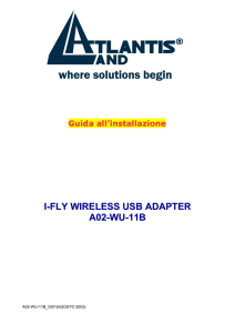 i-fly wireless usb adapter a02-wu-11b - Atlantis-Land