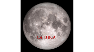 LA LUNA - WordPress.com
