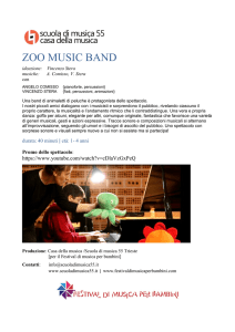 ZOO MUSIC BAND - Vincenzo Stera