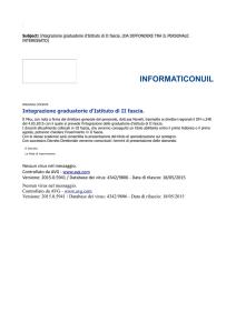 informaticonuil - Liceo Pacinotti